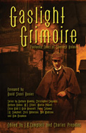 Gaslight Grimoire: Fantastic Tales of Sherlock Holmes edited by JR Campbell and Charles Prepolec