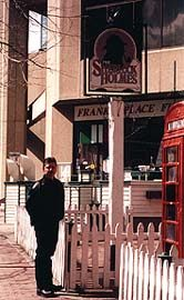 Sherlock Holmes Pub - Edmonton - Downtown Rice Howard Way