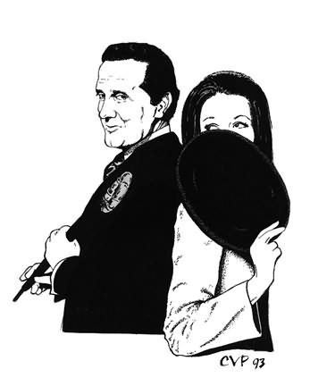 The Avengers: Steed and Mrs. Peel